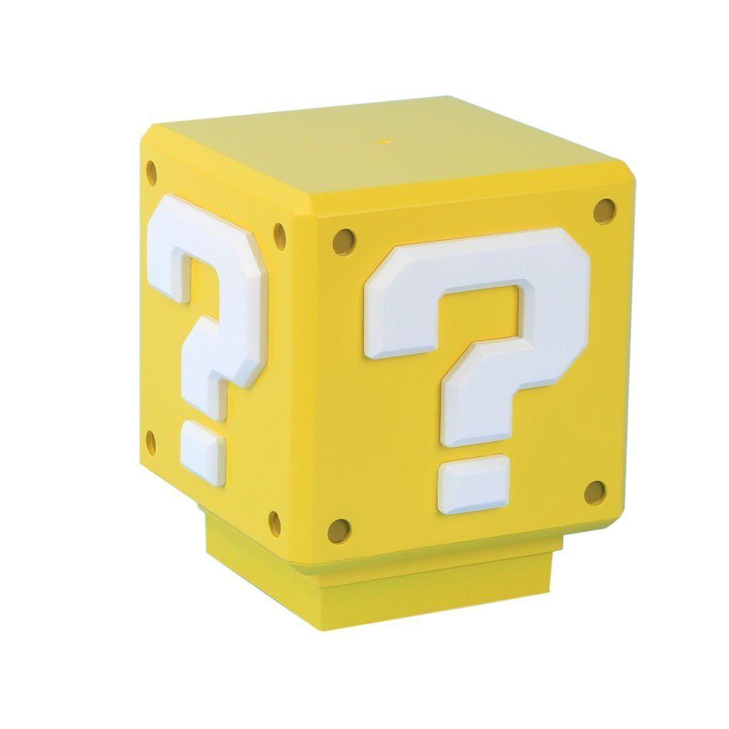 Paladone Fanartikel »Super Mario Mini Fragezeichen-Block Licht ca.12cm«