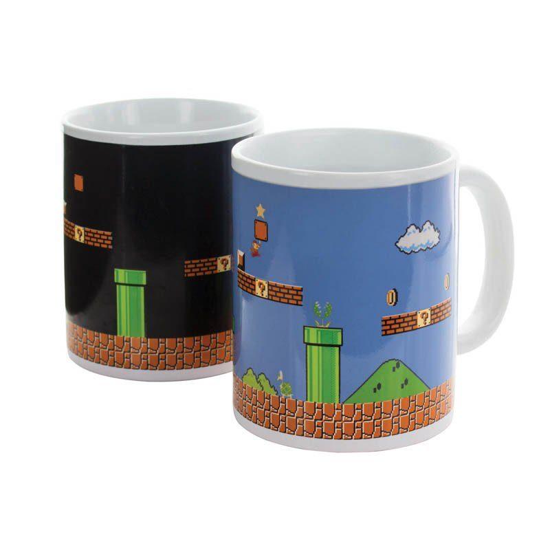 Paladone Fanartikel »Super Mario Bros. Farbwechsel Becher 300ml«