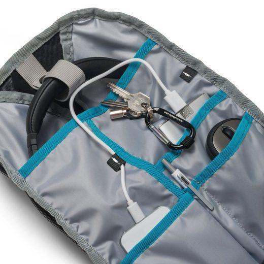 "DICOTA Notebook-Rucksack Backpack ACTIVE XL 15-17.3"""