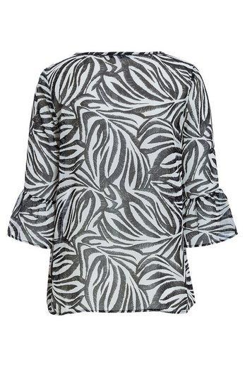 More&more Tunika, Zebra-print