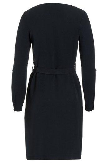 Plus Et Plus Robe, Noir