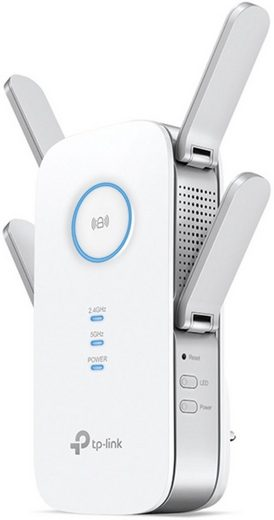 TP-Link Repeater »RE500 AC1900 WLAN, Wandmontage«