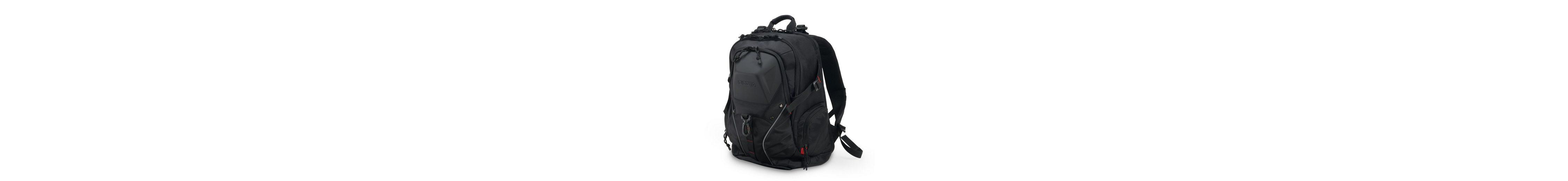 DICOTA Gaming-Notebook-Rucksack Backpack E-Sports (15-17.3