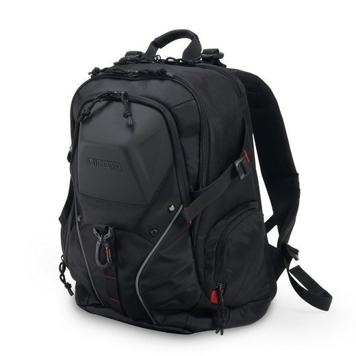 "DICOTA Gaming-Notebook-Rucksack Backpack E-Sports (15-17.3"")"