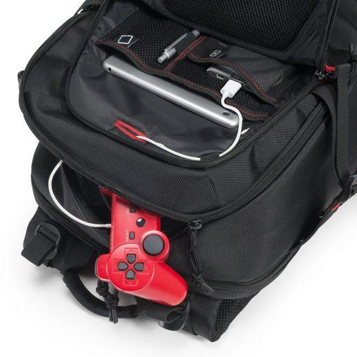 "DICOTA Gaming-Notebook-Rucksack Backpack E-Sports (15-17.3"")"