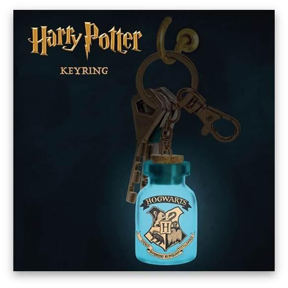 Paladone Fanartikel »Harry Potter Schlüsselanhänger mit Taschenlampe«