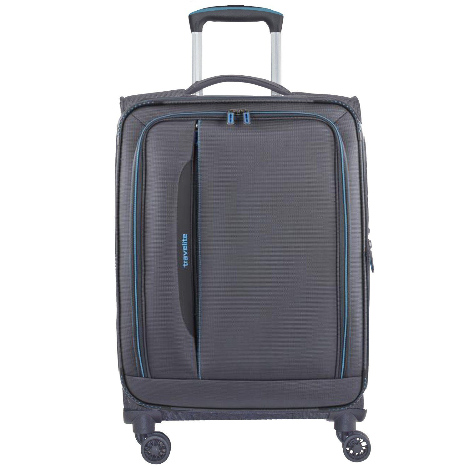 Travelite CrossLITE 4-Rollen Trolley 77 cm