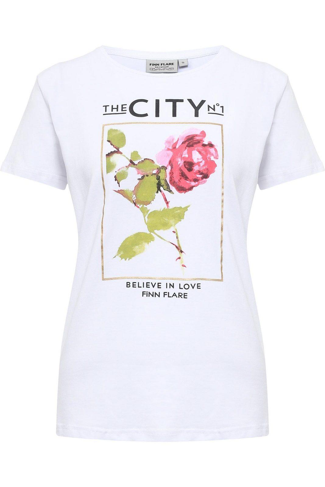 Finn Flare T-Shirt - broschei