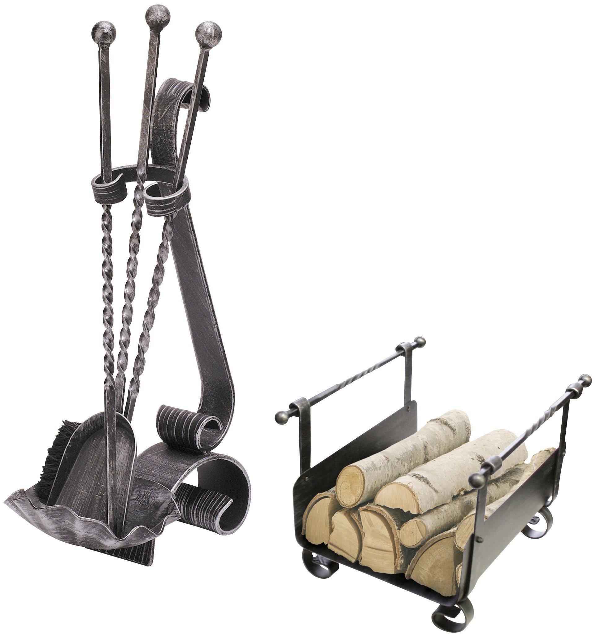 Kaminbesteck Holzkorb Preisvergleich • Die besten Angebote online kaufen