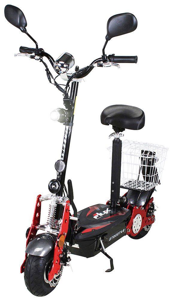 Eflux E-Scooter »Street 40«, 800 Watt, 35 km/h