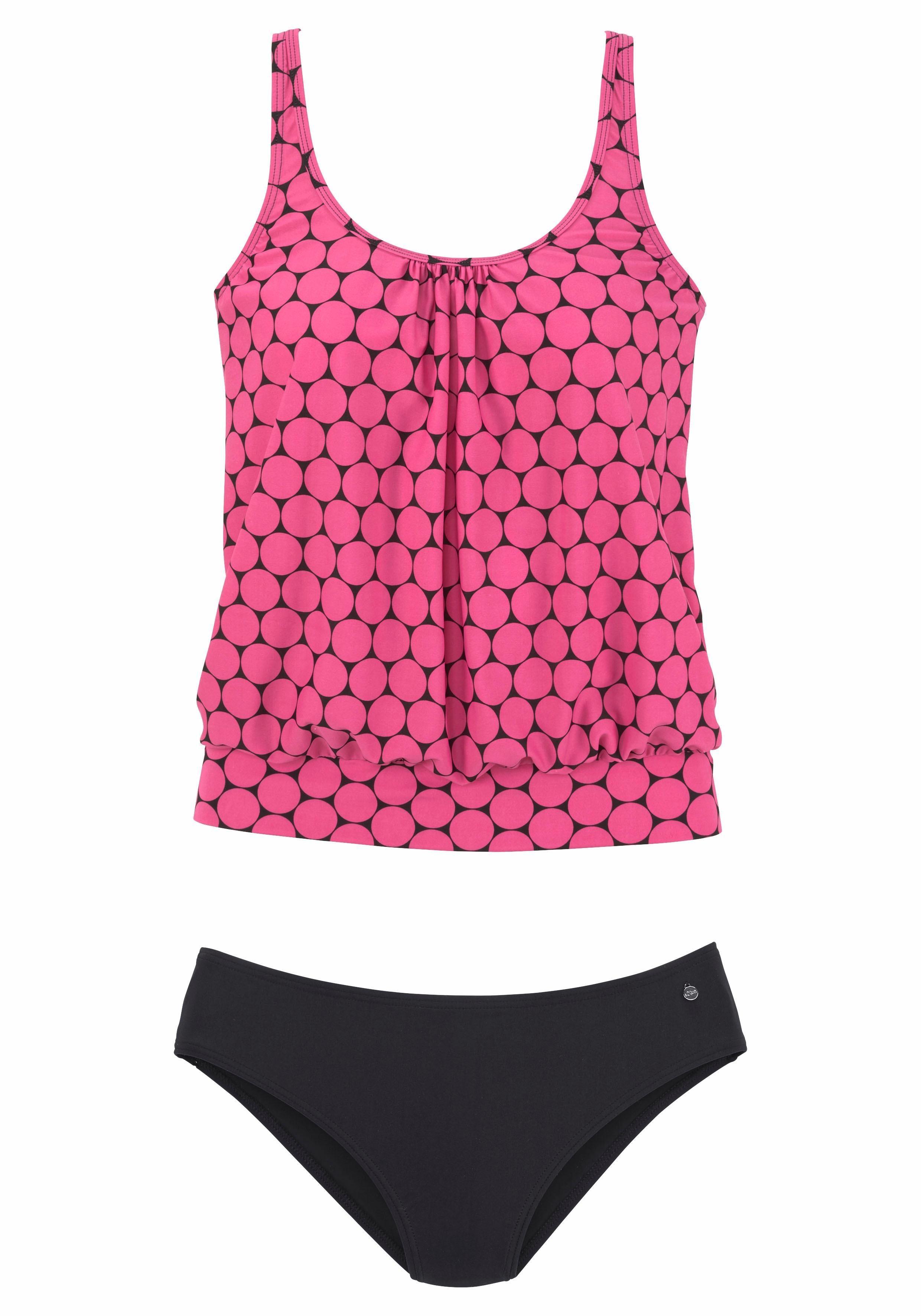 s.Oliver RED LABEL Beachwear Oversize-Tankini   Bekleidung > Bademode > Tankinis   Cup - Elasthan   s.Oliver RED LABEL Beachwear