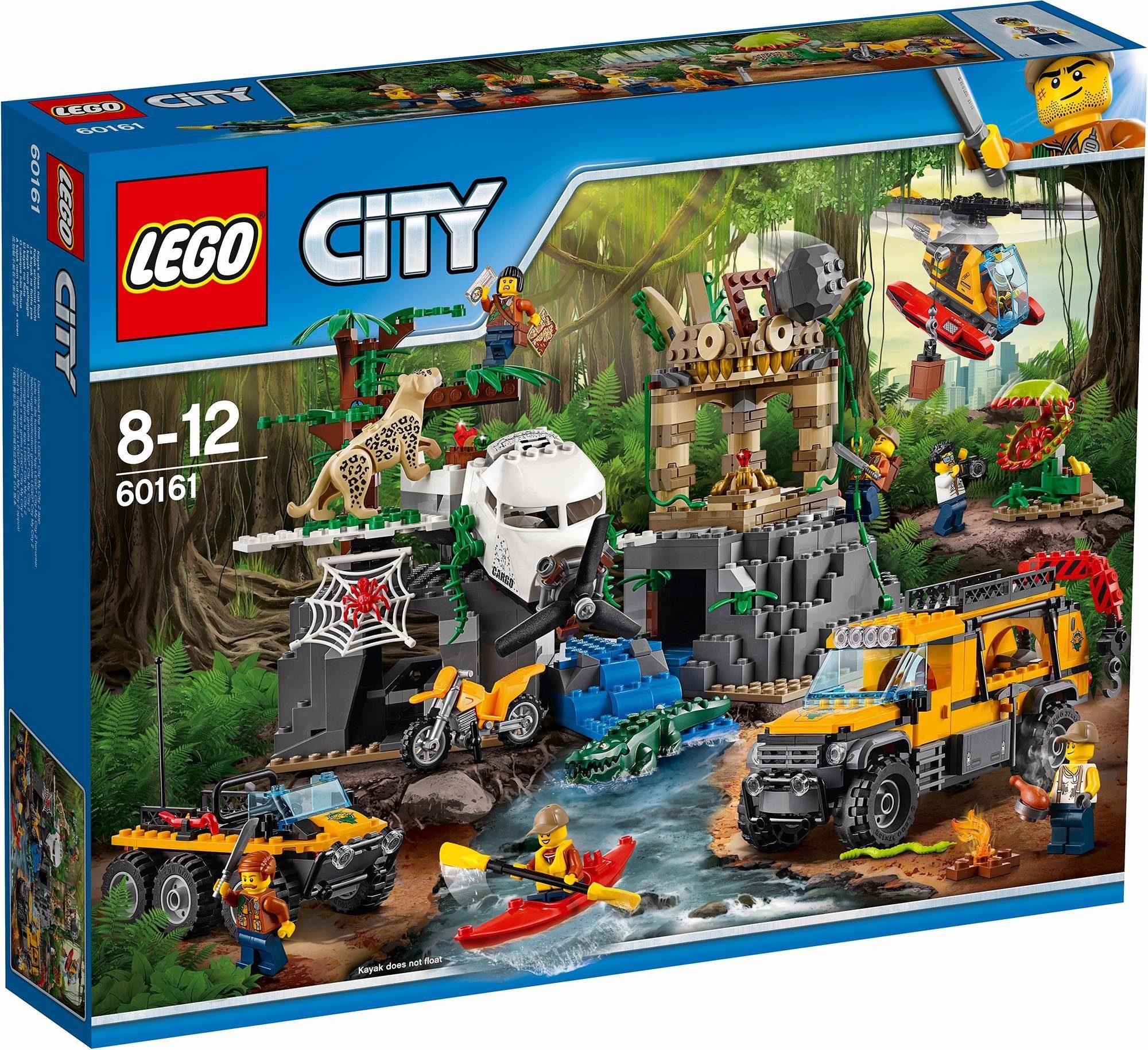 LEGO® Dschungel-Forschungsstation (60161), »LEGO® City«