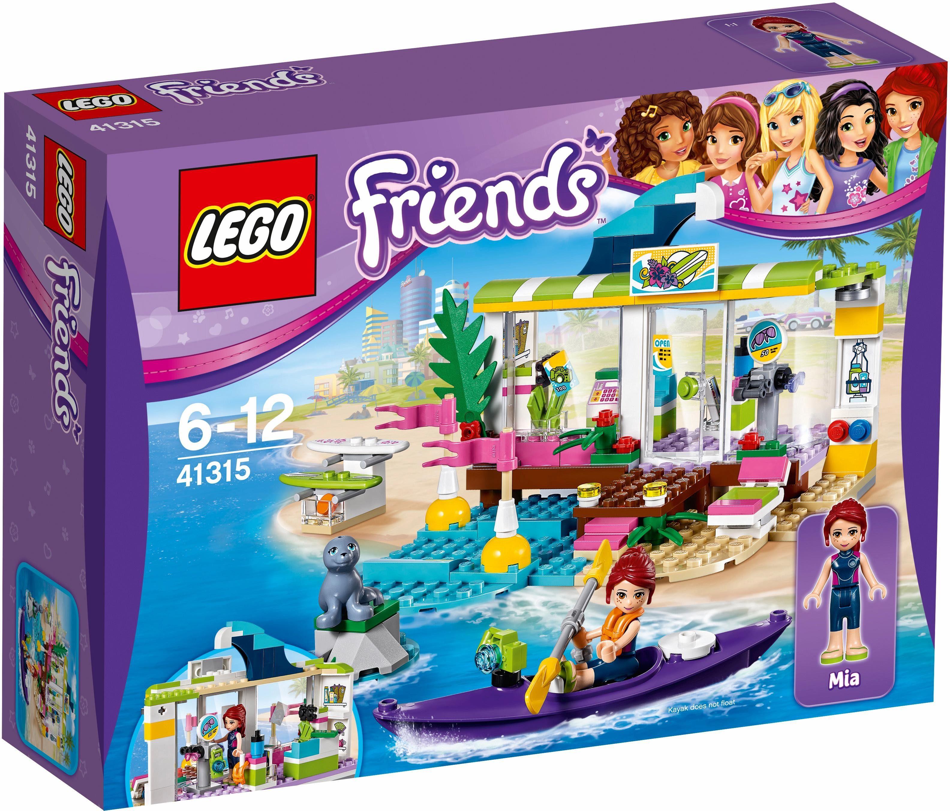 LEGO® Heartlake Surfladen (41315), »LEGO® Friends«