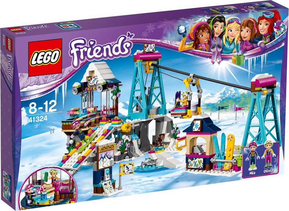 LEGO® Skilift im Wintersportort (41324),  LEGO® Friends  online kaufen