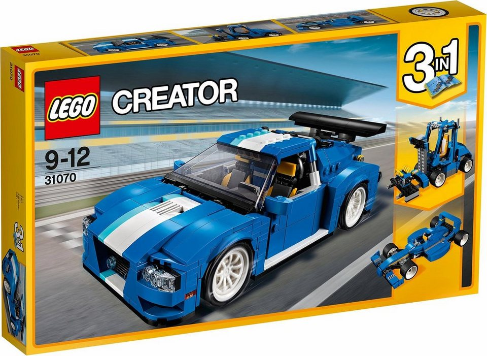 LEGO® Turborennwagen (31070),  LEGO® Creator