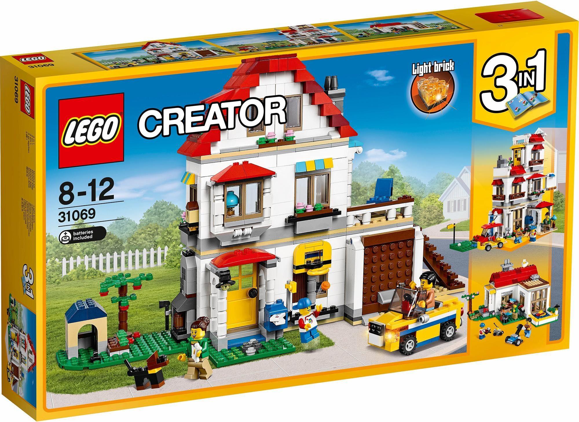 LEGO® Familienvilla (31069), »LEGO® Creator«
