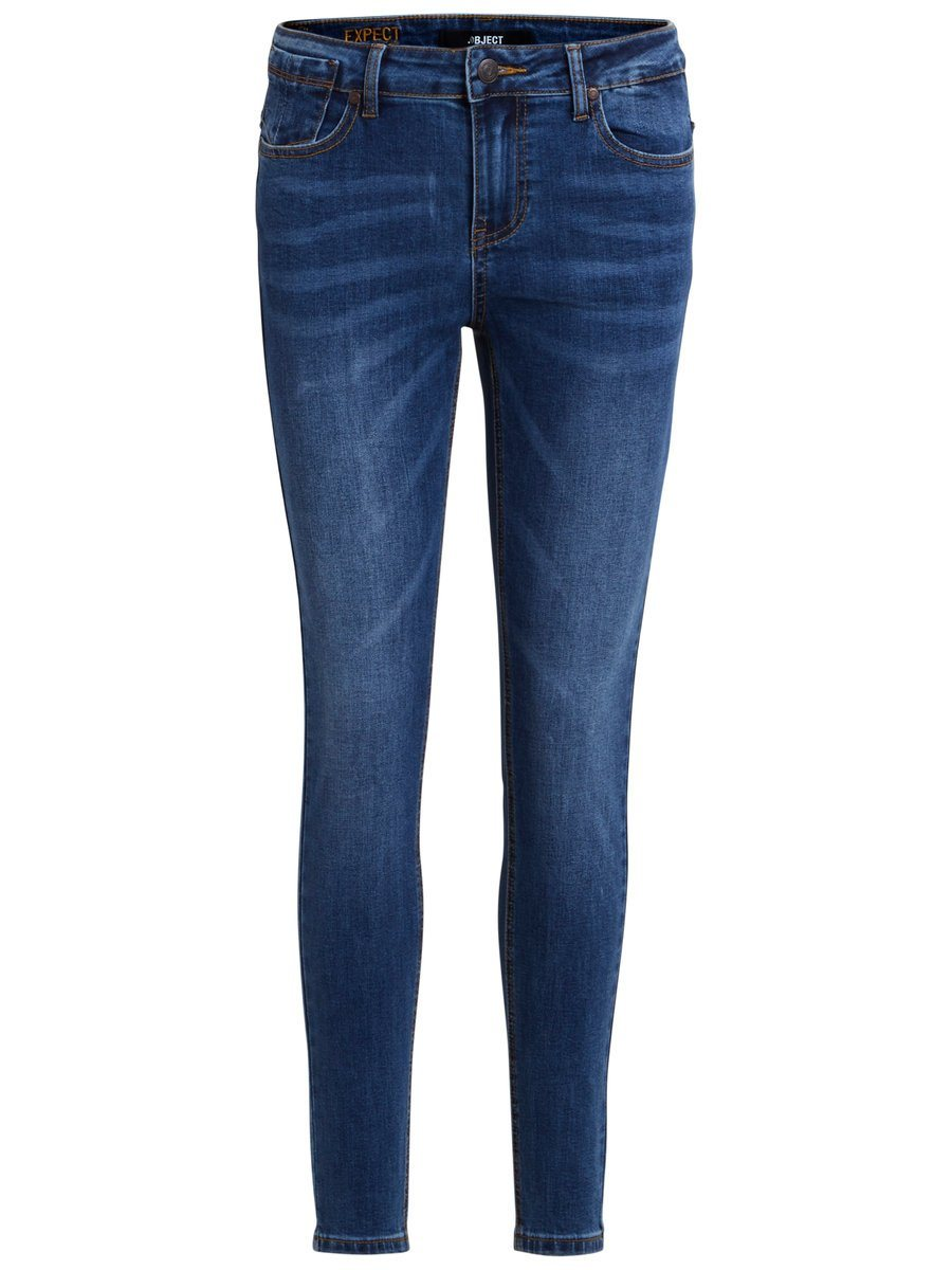 a13ad44264069 OBJECT Skinny Fit 7/8-Jeans
