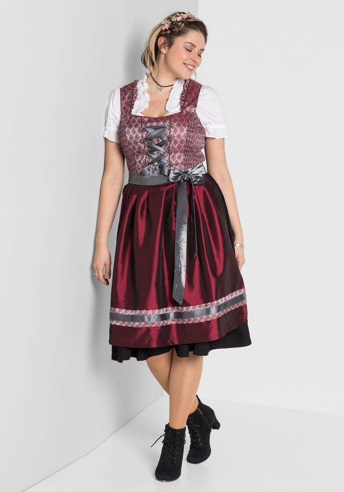 sheego style dirndl online kaufen otto. Black Bedroom Furniture Sets. Home Design Ideas