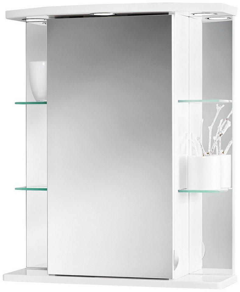 Beliebt JOKEY Spiegelschrank »Havana LED«, Breite 55 cm   OTTO PH56