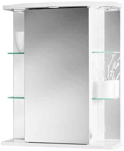 Jokey Spiegelschrank »Havana« Breite 55 Cm, Mit LED Beleuchtung
