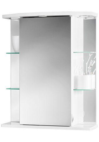 JOKEY Spintelė su veidrodžiu »Havana LED« pl...