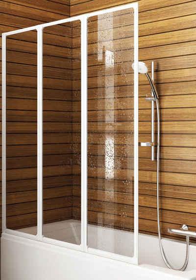 Badewannenaufsatze zum duschen - Duschfaltwand fur dusche ...