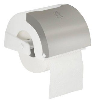 Fackelmann WC-Rollenhalter »Klopapierhalter & Tampon-Halter«