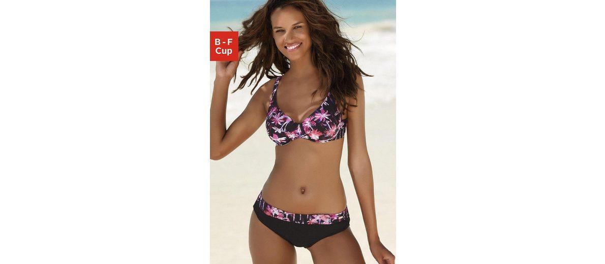 Venice Beach Bügel-Bikini mit Palmendruck Amazon Verkauf Online Billig Bester Ort hs5DG8zmP