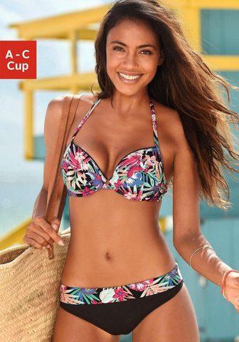 KANGAROOS Push-Up-Bikini-Top »Bali«