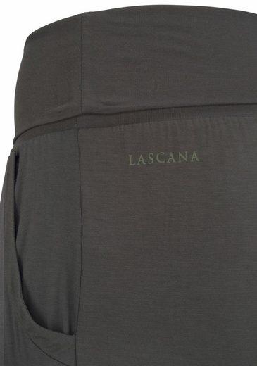 LASCANA Yoga & Relax Caprihose