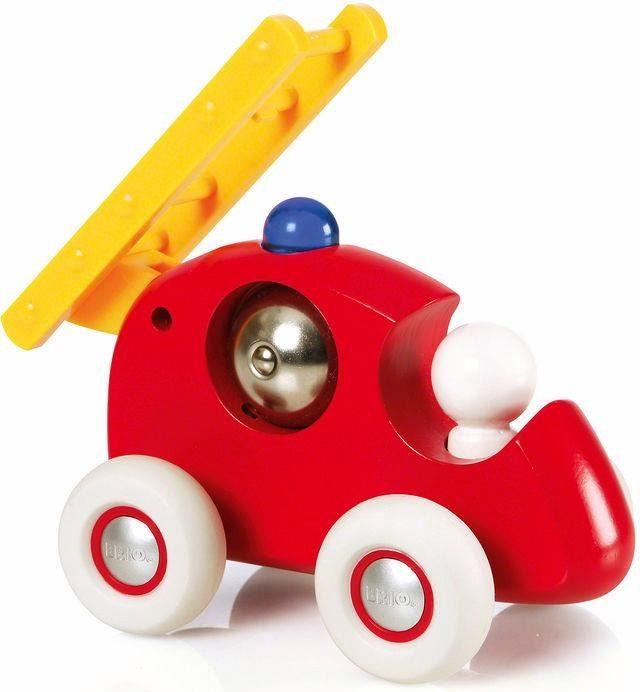 BRIO® Spielzeugauto aus Holz, »Feuerwehr«