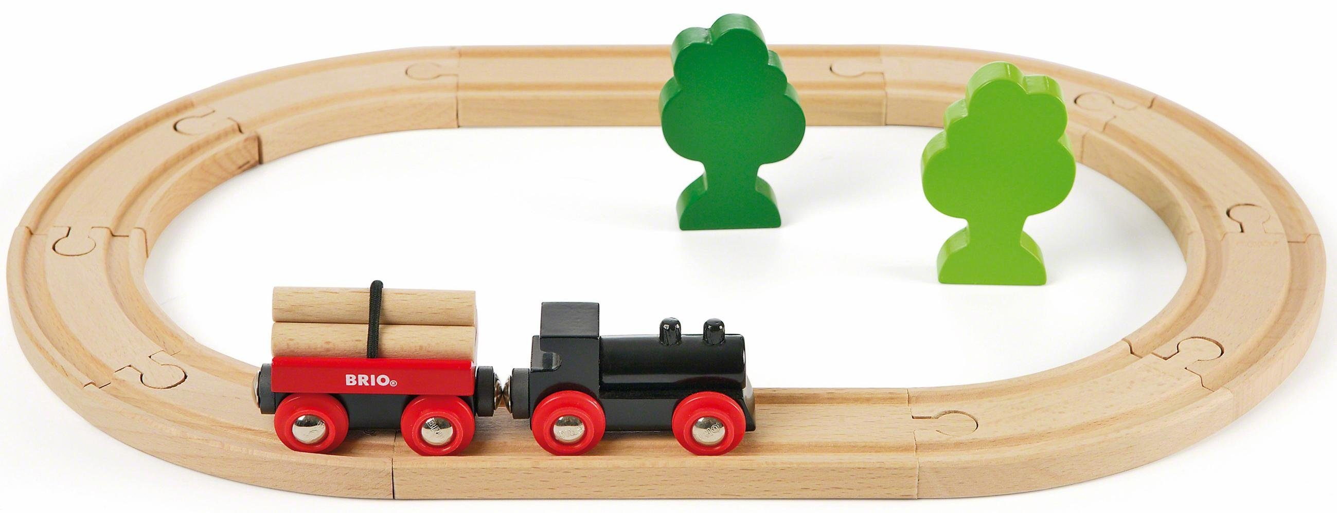 Brio Holzeisenbahn, »Bahn Starterset«