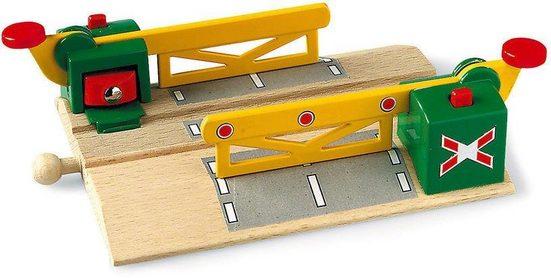 BRIO® Spielzeugeisenbahn-Kreuzung »BRIO® WORLD Magnetische Kreuzung«