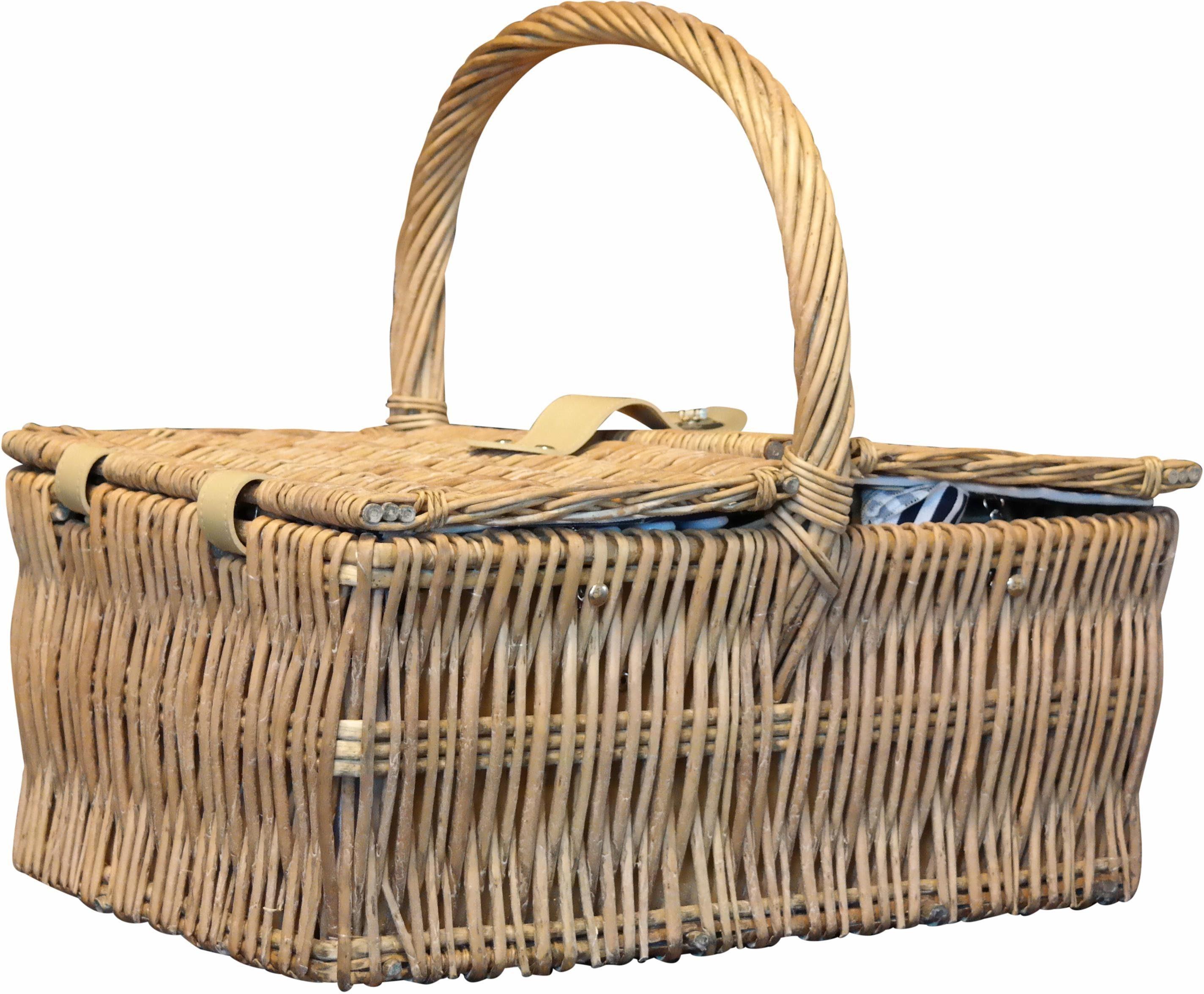 Home affaire Picknickkorb für 4 Personen