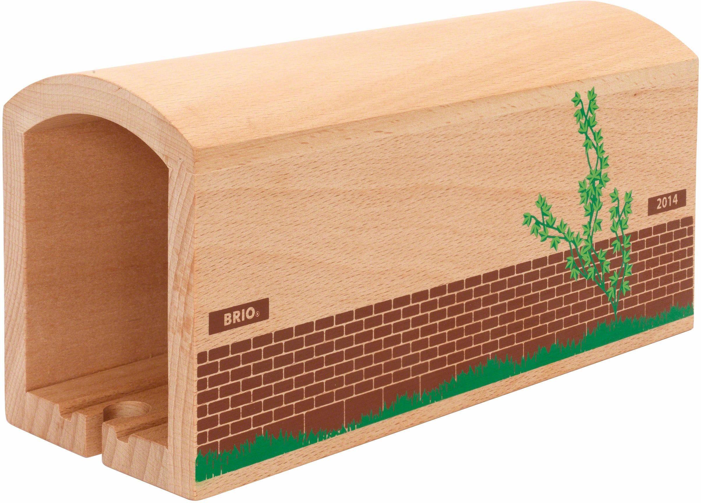 BRIO® Zubehör für Spielzeugeisenbahn, »BRIO® WORLD Hoher Holz Tunnel«