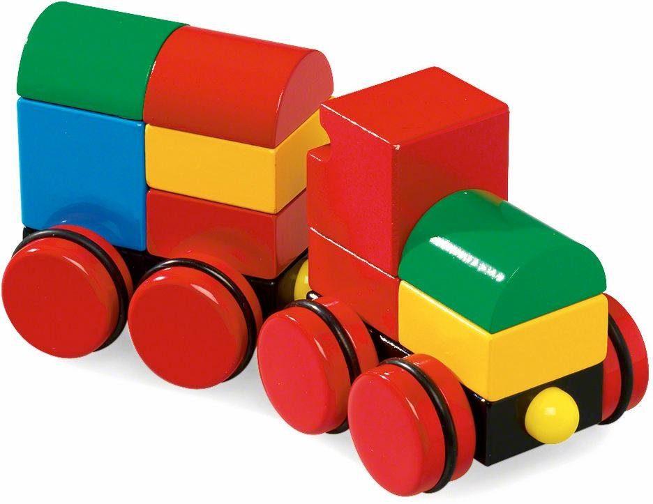 BRIO® Eisenbahn, »Magnetischer Holzzug«