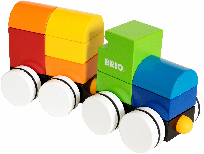 Brio Holzeisenbahn, »Holz Magnet Zug«