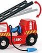 BRIO® Spielzeug-Eisenbahn »Brio WORLD Feuerwehr Löschzug«, Bild 4