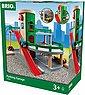 BRIO® Spiel-Parkhaus »Brio WORLD Parkhaus, Straßen & Schienen«, Bild 2