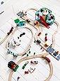 BRIO® Spiel-Parkhaus »Brio WORLD Parkhaus, Straßen & Schienen«, Bild 3