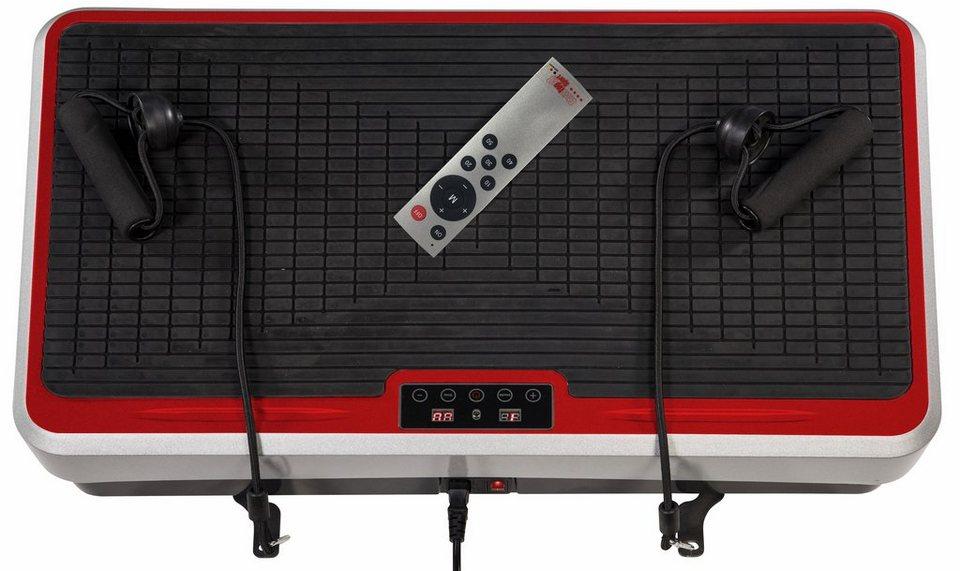 christopeit sport vibrationsplatte 200 watt vibro 2 online kaufen otto. Black Bedroom Furniture Sets. Home Design Ideas