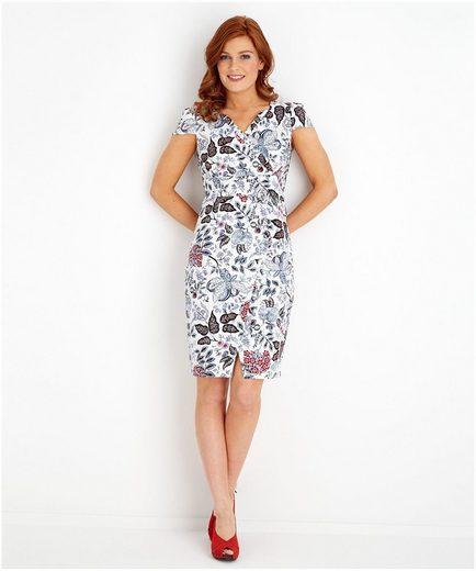 Joe Browns Wrap Dress Divine, With Short Sleeves