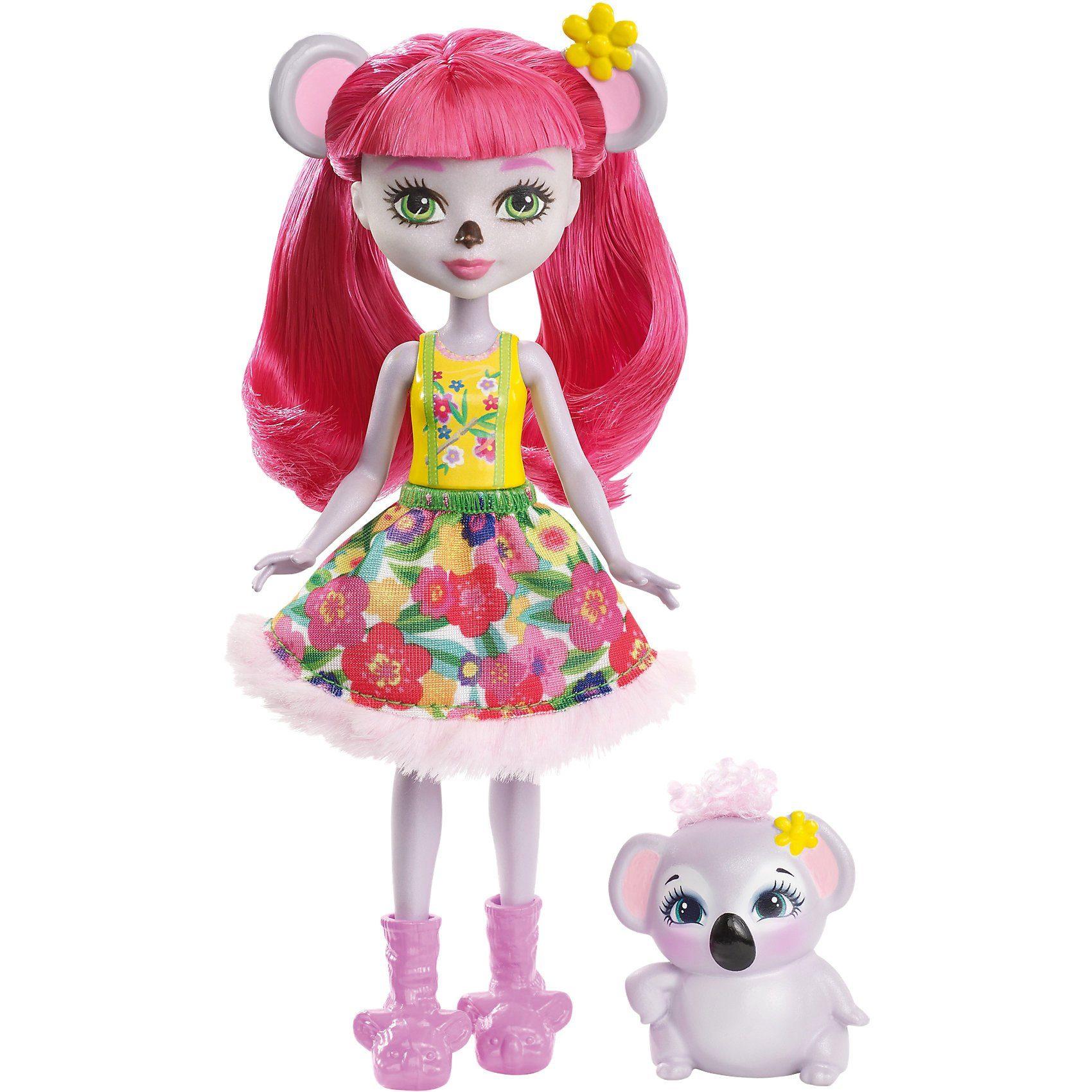 Mattel® Enchantimals Koalabär-Mädchen Karina Koala