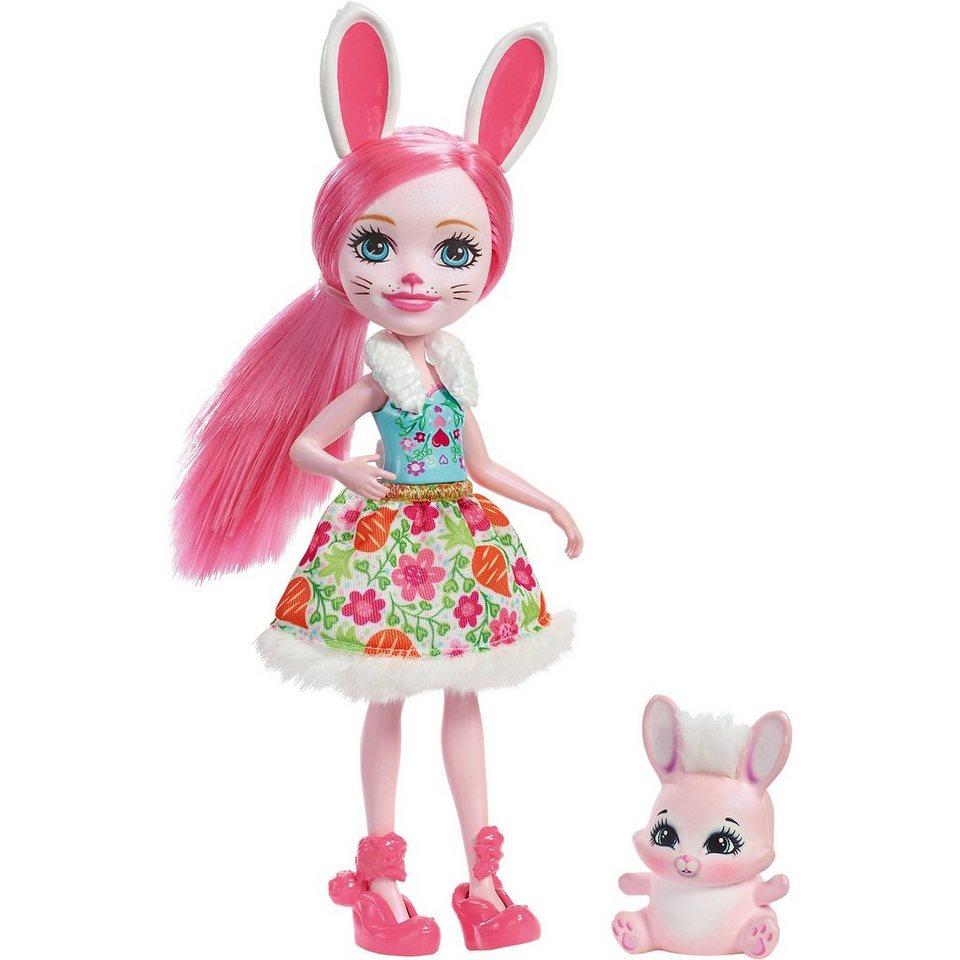 Mattel® Enchantimals Hasenmädchen Bree Bunny