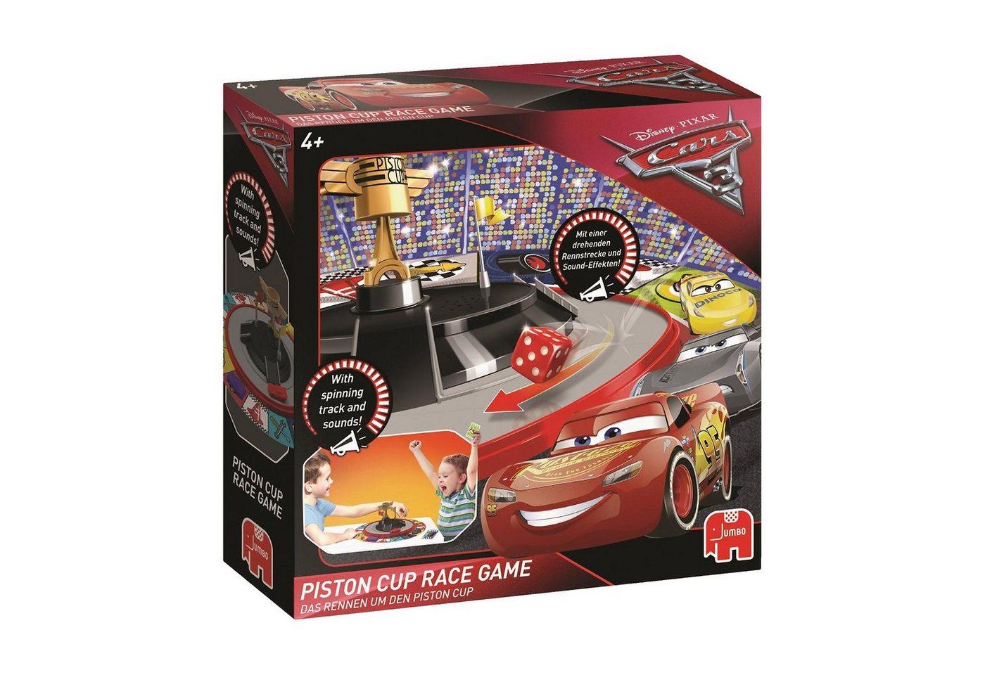 Jumbo Piston Cup Race Game - Cars 3 - Preisvergleich