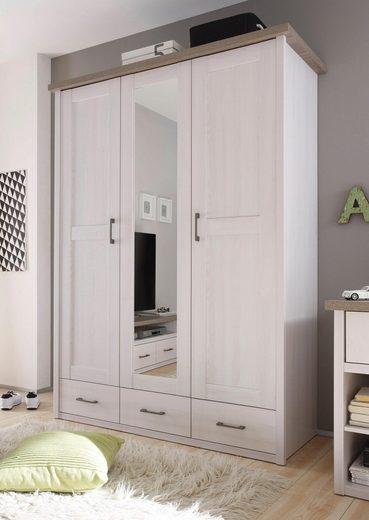 Kleiderschrank »Marmstorf« inklusive Kranz