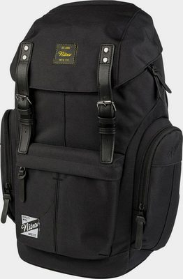 Nitro Rucksack mit Laptopfach, »Daypacker True Black«