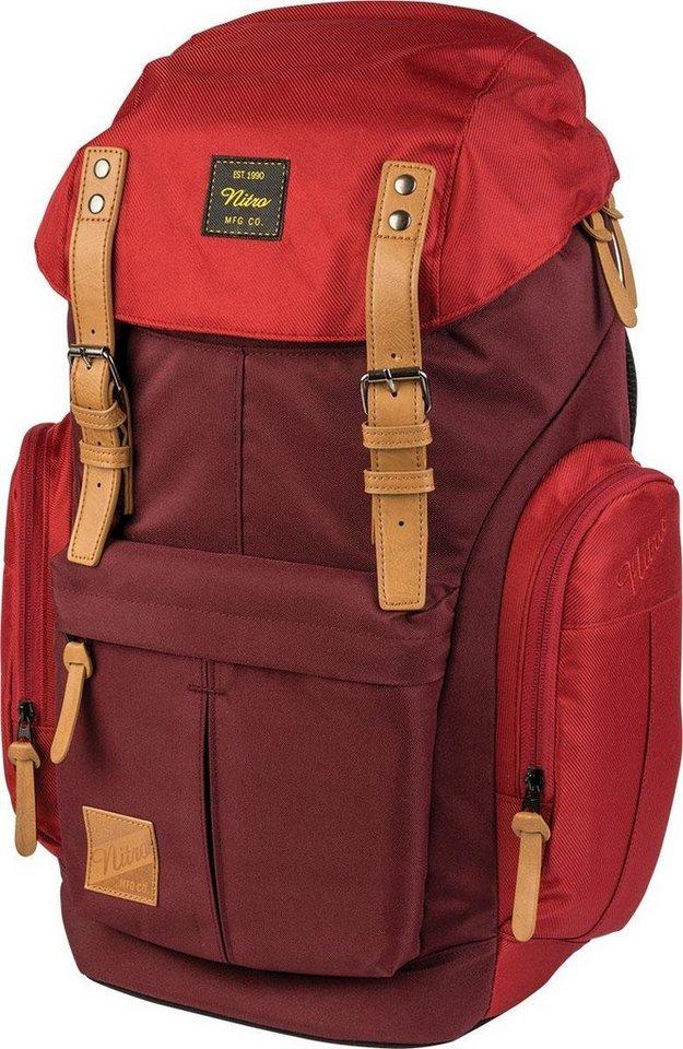 Nitro Rucksack mit Laptopfach, »Daypacker Chili« | OTTO