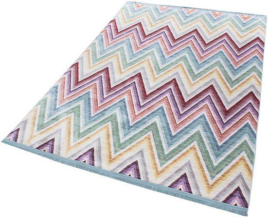 Teppich »Quantum 1806«, EMPERA, rechteckig, Höhe 6 mm, Besonders weich durch Microfaser