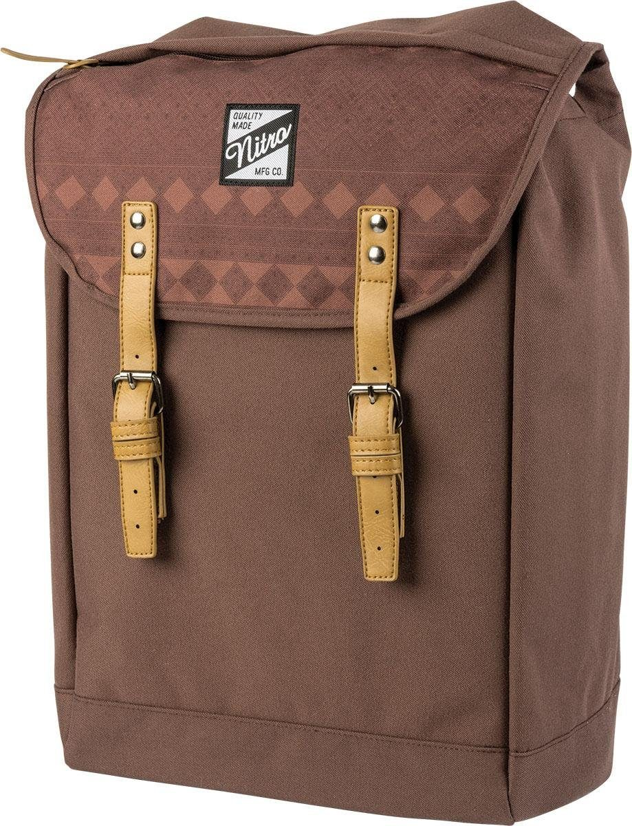 Nitro Rucksack mit Laptopfach, »Venice Northern Patch«
